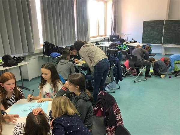 Schule mit Courage 2019 6a